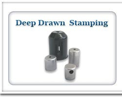 Deep Drawn Stamping