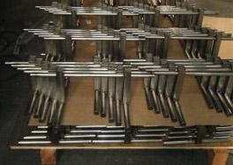 Stainless Steel Kayak Trailers